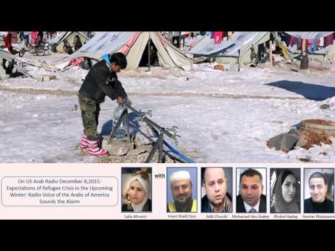 Expectations of Refugees Crisis in the Upcoming Winter