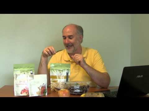 Dr Oz 7 Day Crash Diet- Day 4- Snacks