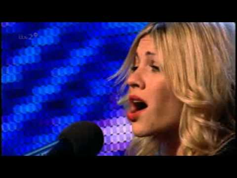 Aliki Chrysochou - Bring Me To Life (wake Me Up Inside) Britain's Got Talent video