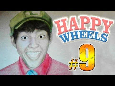 LOS NIVELES DE FERNANFLOO - Happy Wheels: Episodio 9