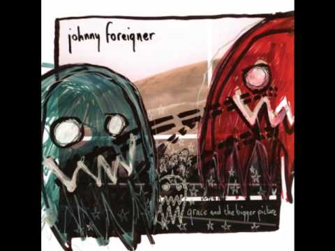 Johnny Foreigner - More Heart Less Tongue