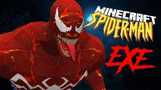 EVIL SPIDER-MAN.EXE IS CREATED!