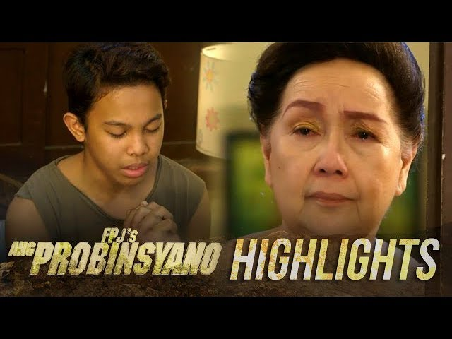 Makmak prays for the safety of their family | FPJ's Ang Probinsyano