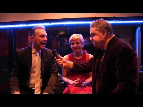 Fabiano Petricone e Antonella Elia al Salvatori 2014 – intervista