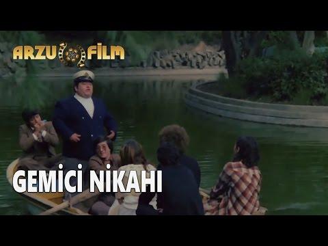 Eski Filmler - Hababam Sınıfı Dokuz Doğuruyor - Gemici Nikahı