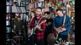 American Football: NPR Music Tiny Desk Concert