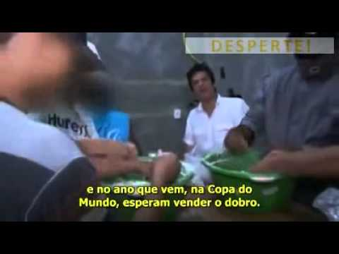 Brazil: World Cup 2014 - crime and drugs: What the current government hiding?