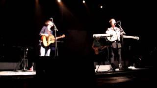 3/10 Tegan and Sara - Sara Always Faints @ McEwan Hall, Calgary, AB 3/1/13