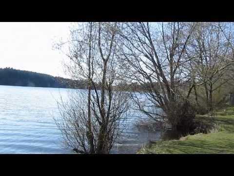 Lake Padden Park in Bellingham, WA, USA