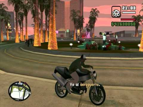 Gameplay GTA San Andreas - Misiones 69 y 70