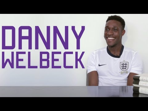 Danny Welbeck Interview