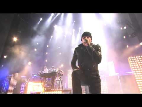 Linkin Park -  Breaking The Habit(Live In Madrid 2010) Legendado Português BR