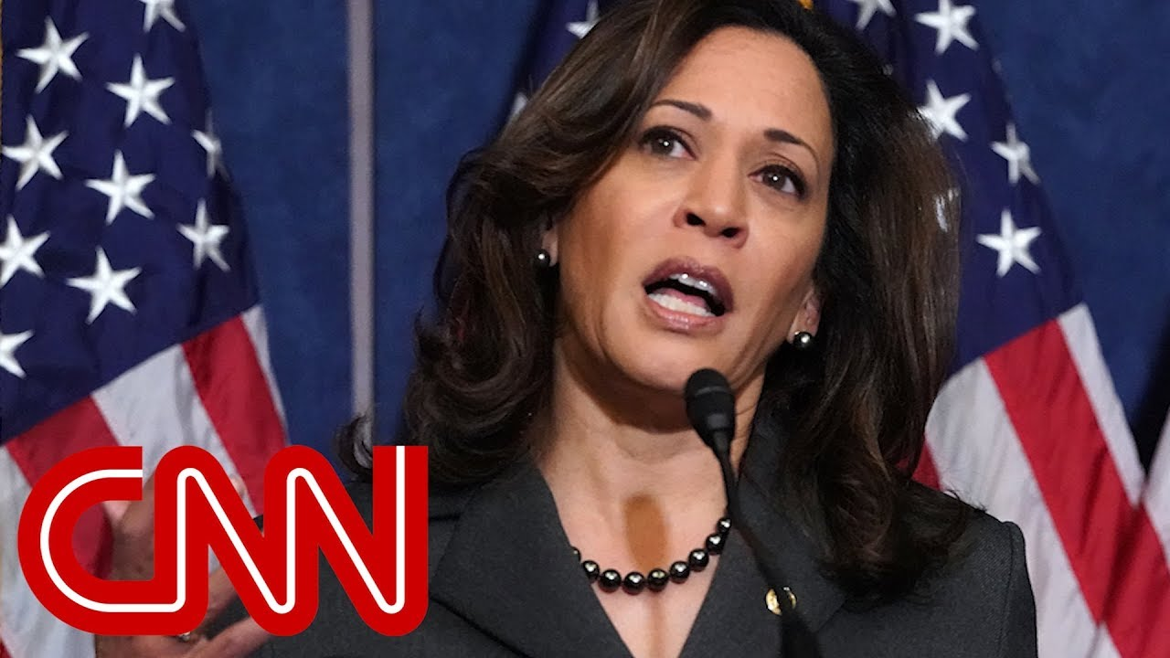 Democrat Sen. Kamala Harris calls on Franken to resign