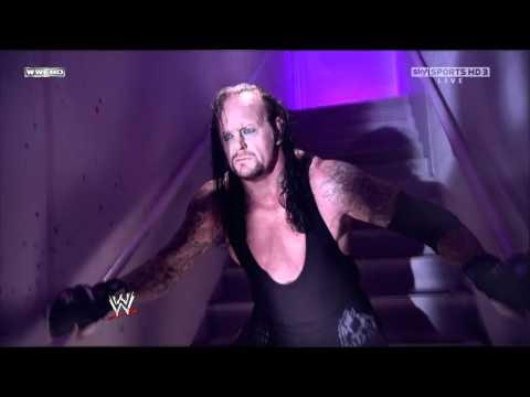[HD] WWE Hell in a Cell 2010 Undertaker vs Kane Official Promo Best Quality