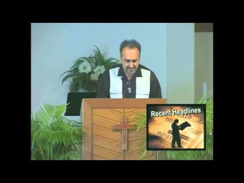 Mid-East Prophecy Update - April 7th, 2013