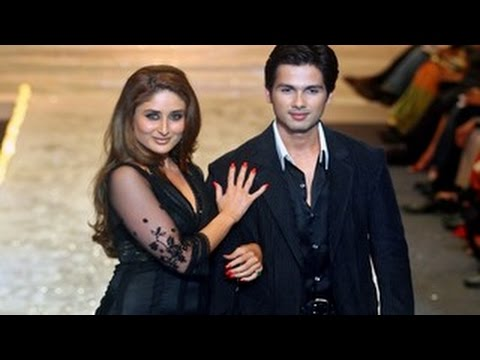 Kareena Kapoor Is Back With Ex-boyfriend Shahid Kapoor video