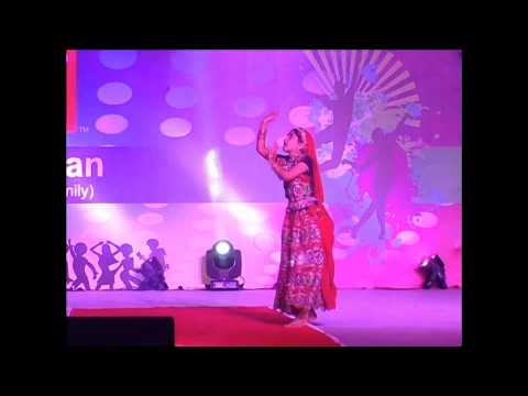 Rangeelo Maro Dholna Anjali's Performance In Infor Milan video