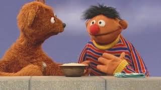 Sesame Street   Ernie's Rubber Duckie Eats Baby Bear's Porriage