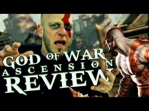 God of War ASCENSION REVIEW! Adam Sessler Reviews