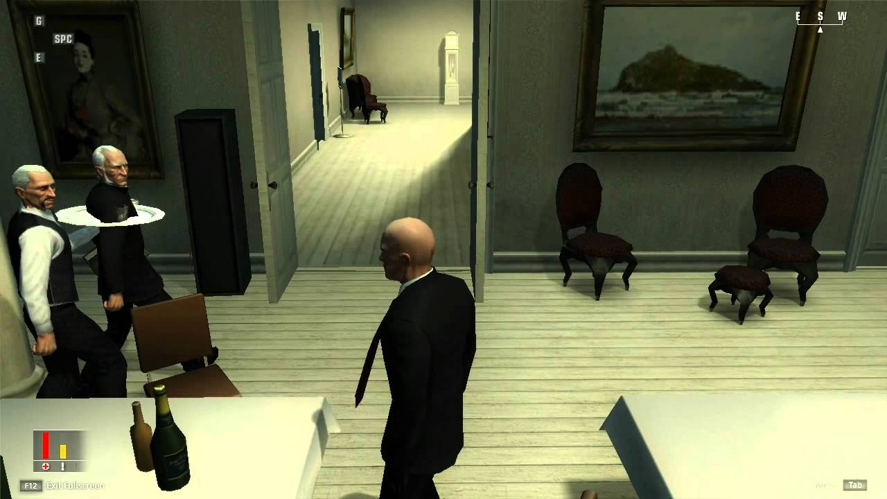 hitman blood money online: