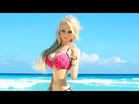 Human Barbie Is Real... Racist, Weird & Angry At Kids