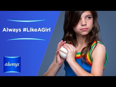 Always #likeagirl video