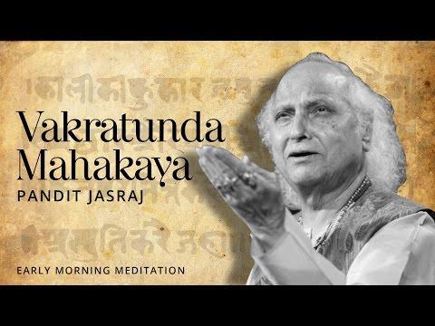Lord Ganesh Sloka - Vakratunda Mahakaya Devotional Mantra |...