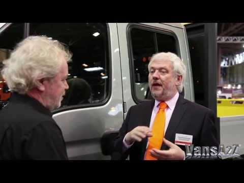 CV Show 2013 - Iveco Interview