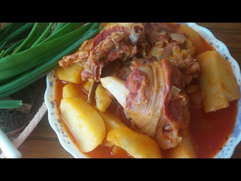 Азербайджанский суп Бозбаш!!! (обалденно вкусный, густой, украшение любого праздничного стола!!!)