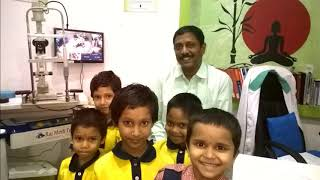 Free Eye check-up camp - Divija Foundation