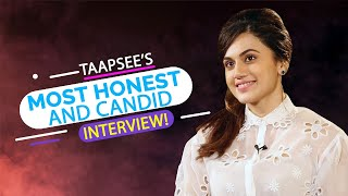 Taapsee Pannu On Being Labelled As The Bad Luck Charm For Movies | Taapsee on Bollywood Groupism