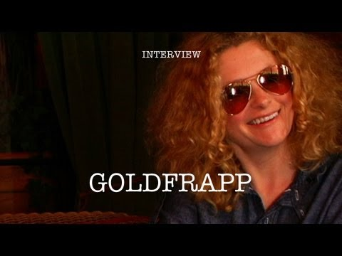 Goldfrapp - Interview