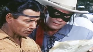 The Lone Ranger | The Letter Bride | HD | TV Series English Full Episode