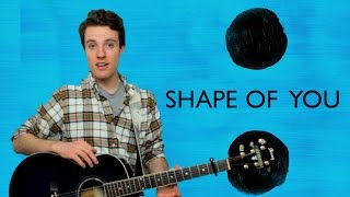 Ed Sheeran - Shape of You | Guitar Chords and Lyrics