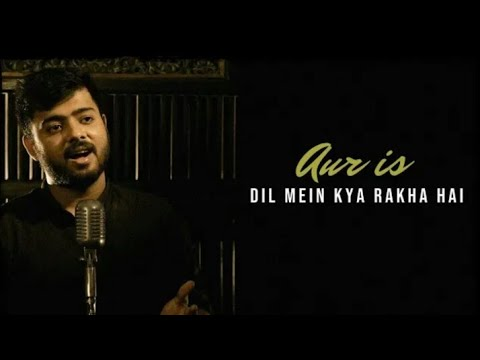Aur Is Dil Mein | Unplugged Cover | Inaamdaar | Pehchan Music | Sanjay Dutt | Digbijoy Acharjee