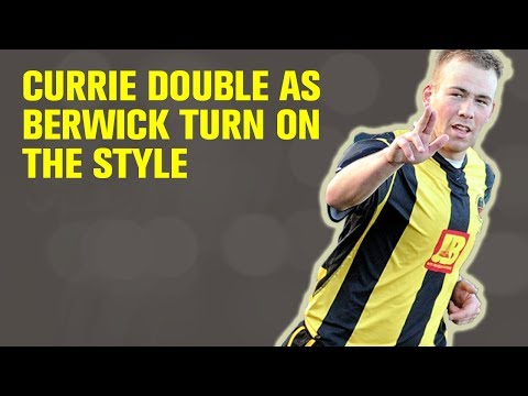 Bewick turn on the style to see off high flying Clyde