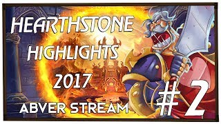 Hearthstone Highlights 2017 #2