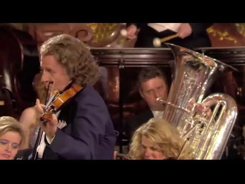 Precioso vals de Anthony Hopkins ejecutado por el violinista André Reiu