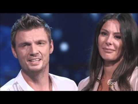Dancing With The Stars Season 21 Week 8 - Nick Carter & Sharna - Contemporary Dance