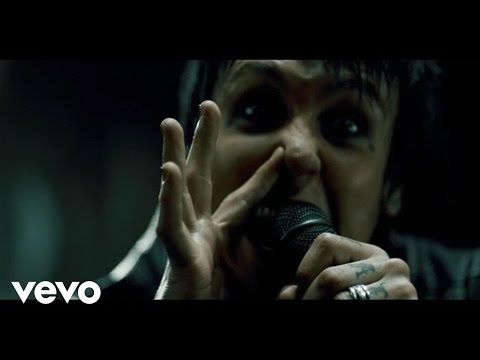 Papa Roach - Hollywood Whore Video