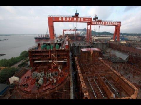 Titanic ii will be built in china youtube - Construccion del titanic ...