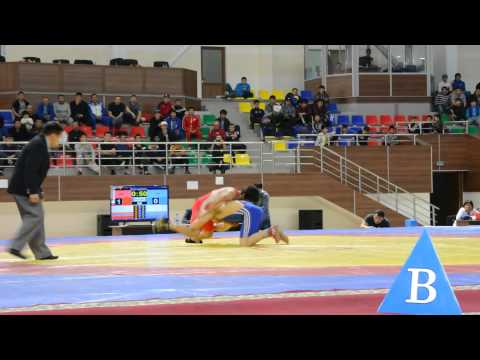 Kunayev D. freestyle wrestling international tournament Image 1
