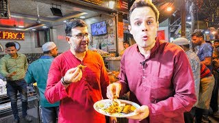 EXTREMELY DEEP Indian Street Food Tour of OLD DELHI - INSANE Street Food ACTION for RAMZAN!