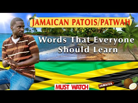 Jamaican Patois/Patwah words that everyone should learn part 2 thumbnail