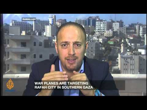Inside Story - Can diplomacy still end the Gaza crisis?