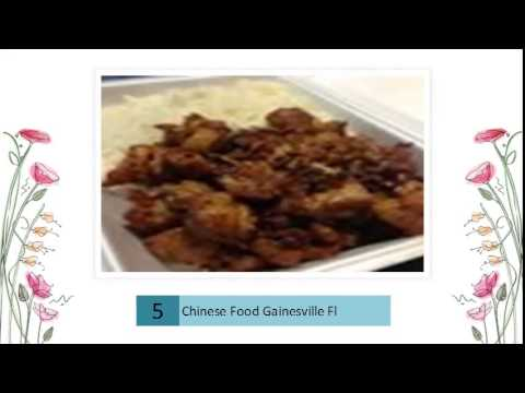 Chinese Food Gainesville Fl