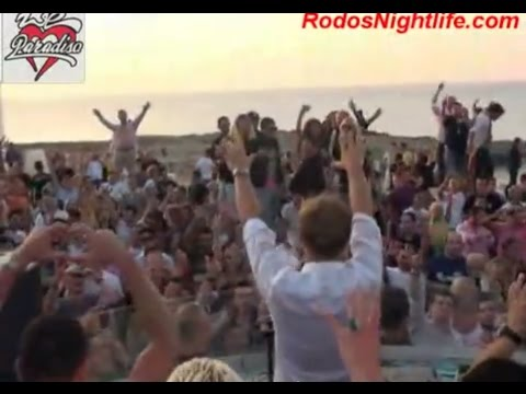 Armin van Buuren - In and Out of Love @ Paradiso Beach Club | Rhodes (Rhodos,Rodos) Island - Greece