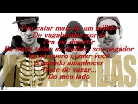 VAGABUNDAS Paródia POLLO VAGALUMES Letra