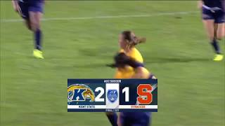 Highlights | Syracuse vs. Kent State