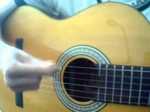 Tập Guitar trong 1 tháng hè - Bài 2c: tay phải
